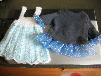 Lot 2 dresses to fit design a friend doll american girl my generation doll 18""