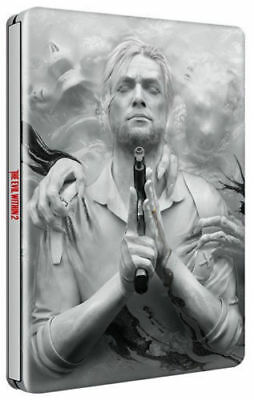 Steelbook Caja Metalica The Evil Within 2 Limited Edition Solo Caja / Only Case