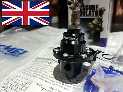 Tomei style Adjustable Fuel Pressure Regulator UK FAST DELIVERY