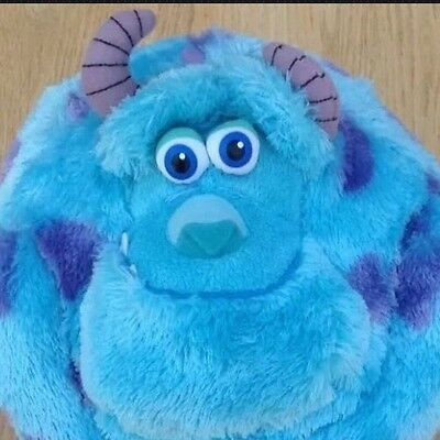 Monsters Inc Sully Soft Toy Plush Disney