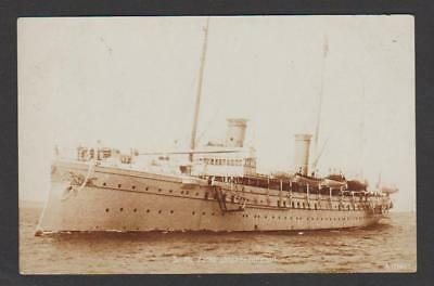 SMY HOHENZOLLERN (1893-1914) .. German Imperial Royal Yacht