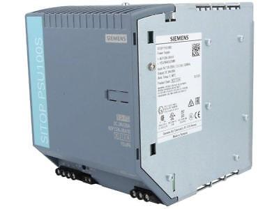 6EP1336-2BA10 Pwr sup.unit switched-mode 480W 24VDC 20A SIEMENS PARTNER