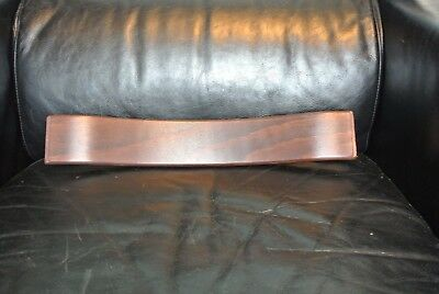 Stokke Tripp Trapp Walnut Brown Wooden Back Bar  Spare Replacement Part