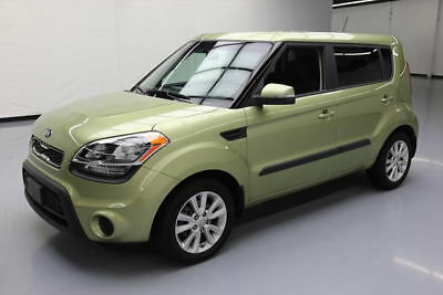 2013 Kia Soul  2013 KIA SOUL + 2.0L AUTO REAR CAM ALLOY WHEELS 38K MI #566906 Texas Direct Auto