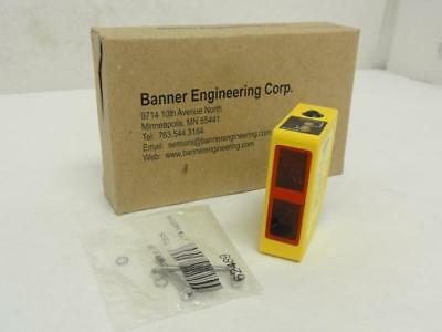 173099 New In Box, Banner Q50AVUQ Measurement Sensor 63869, 15-30Vdc