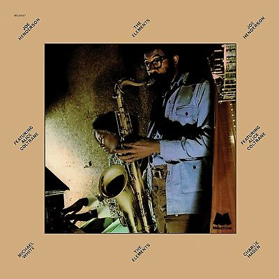 Joe Henderson - The Elements (Limited Edition +Dl-Code Back To...) Vinyl Lp New