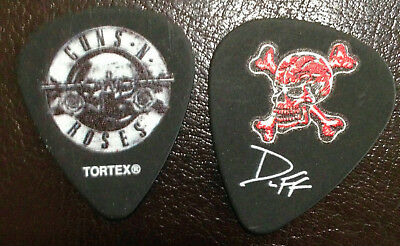 Guns n' Roses - Duff Guitar Pick - Not in This Life Time Tour