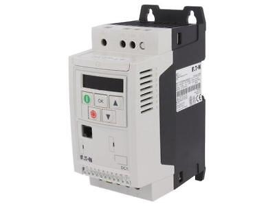 dc1-127d0fn-a20ce1 INVERTER MAX Motor power1.5kw usup200 ÷ 240vac Eaton Electric