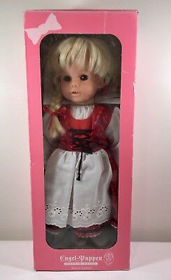 """Gotz Doll, Engel-Puppen 18"""" Doll Made In Germany"""