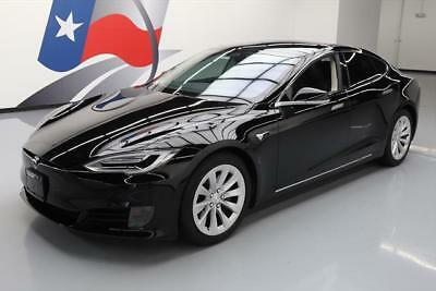 2016 Tesla Model S  2016 TESLA MODEL S 75D AWD PANO ROOF NAV HTD SEATS 8K #173396 Texas Direct Auto