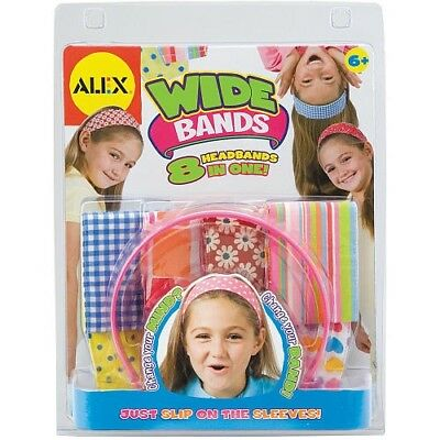 Alex Toys Wide Head Band Craft Kit. Free Delivery