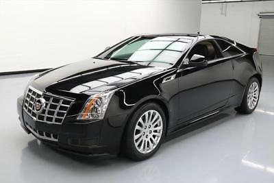 2014 Cadillac CTS Base Coupe 2-Door 2014 CADILLAC CTS 3.6 COUPE LEATHER PARK ASSIST 37K MI #181673 Texas Direct Auto