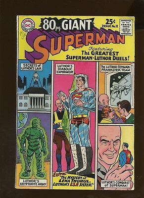 80 Page Giant 11 VG/FN 5.0 * 1 Book Lot *