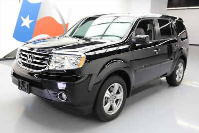 2013 Honda Pilot EX-L Sport Utility 4-Door 2013 HONDA PILOT EX-L 8-PASS HTD LEATHER SUNROOF 49K MI #041984 Texas Direct