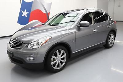 2014 Infiniti QX50  2014 INFINITI QX50 JOURNEY PREM SUNROOF NAV 360-CAM 28K #210430 Texas Direct