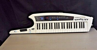 Roland AX- Shoulder Keyboard SYNTH  Midi Controller Keytar Audio Synthesizer