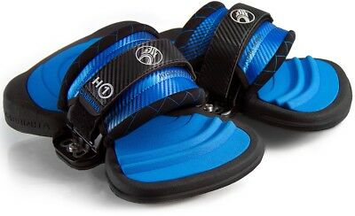 NEW Cabrinha H1Hydra footpads, straps, & bolts. works on Best, Naish, Slingshot+