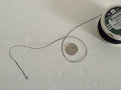 FIRESTONE NYLON CASTING LINE - 50 Yards - 20 lbs Test -  MADE IN THE U.S.A.