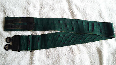 Ammo&co, British Army The Rifle Regiment Stable Belt Xl.