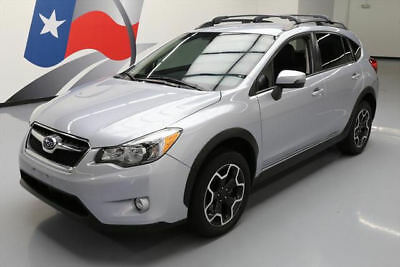 2015 Subaru XV Crosstrek  2015 SUBARU XV CROSSTREK 2.0I LTD AWD REAR CAM LEATHER! #281070 Texas Direct