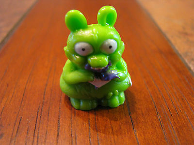 The Trash Pack Series 1 Scummy Squirrel #133 Green