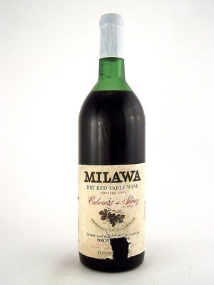 1968 (missing date) BROWN BROS Cabernet Shiraz Isle of Wine