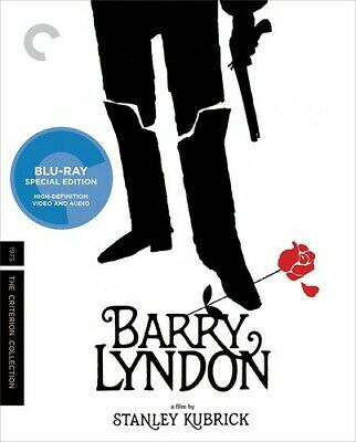Barry Lyndon (Criterion Collection) [New Blu-ray] 4K Mastering, Special Editio