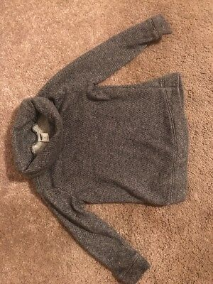 Girls Old Navy 3t Sweater Gray Sparkle