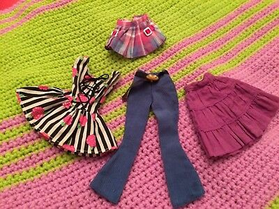 4X Items Bratz Clothing For Dolls