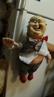 "Three Stooges Spumco Doll 22"" Curly Toy"