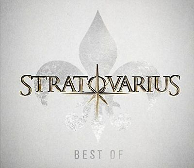 The Best of STRATOVARIUS 2 CD+ 1 DVD LIMITED EDITION