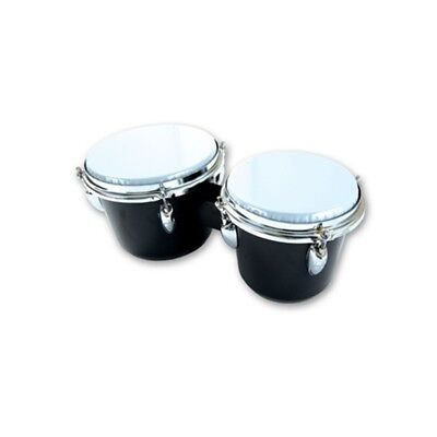Percussion Plus PP940 ABS Bongos in Black