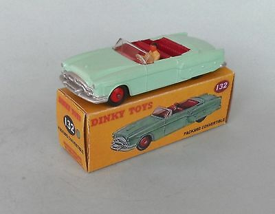 Dinky Packard convertable # 132