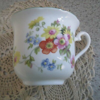Tuscan  Fine China Cup English Made Vintage