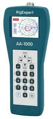 RigExpert AA 1000 Analyzer d'antenna (0.1 to 1000 MHz) - SM TECHNOLOGY