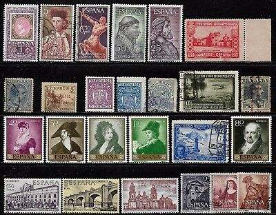 Great SPAIN Stamps Mint & Used
