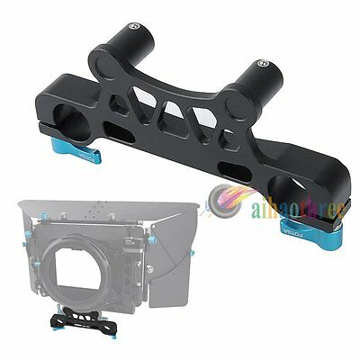 FOTGA DP500III 15mm-19mm Rail Rod Rig Clamp Adapter For DP500III Matte Box【AU】