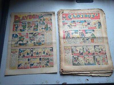 Playbox Comics 20 Issues From 1948