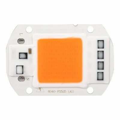 Led chip 50w ful spectrum 380-840nm