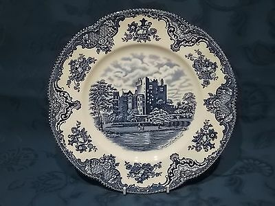 "Johnson Brothers Old Britain Castles 10"" Dinner Plate"