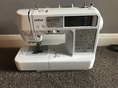 Brother SE425 computerized Embroidery Machine