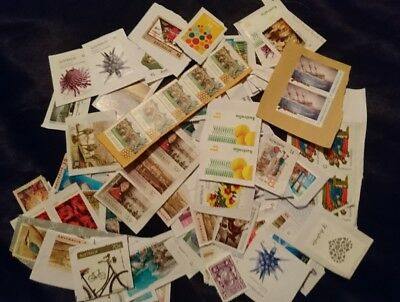 Australian stamps Unfranked on Paper Face Value $75.00