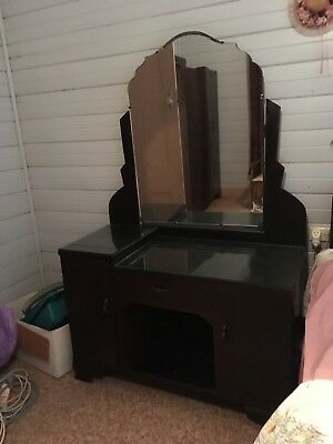 Vintage Dressing Table - Pick up from Guildford NSW