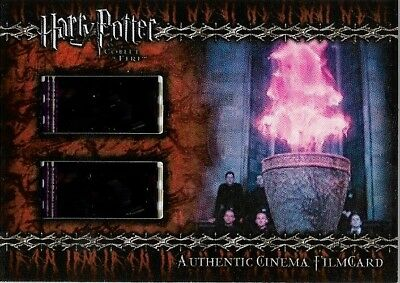 Harry Potter and the Goblet of Fire Filmcell Cell Filmcard CFC4 #115/300
