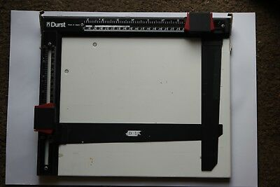 Durst 10 x 8 enlarging easel.