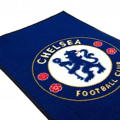 Chelsea FC Bedroom Rug Official CFC Accessories