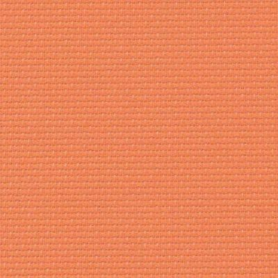 Zweigart Clementine Orange 14 Count Aida (Multiple Sizes Available)