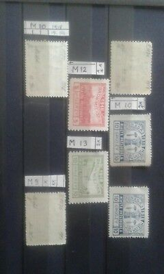 1918 poland stamps collection signed