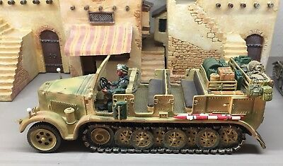 King and Country WS052 Prime Mover Halftrack