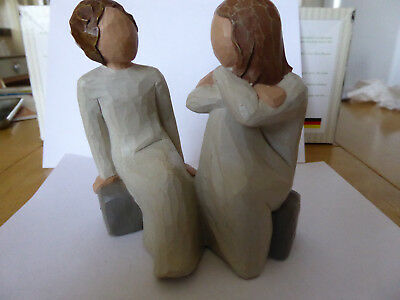 Willow Tree  Double Figurine. Heart And Soul. 2002.